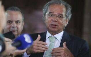Em Washington, Guedes reitera compromisso com reformas e redução do Estado