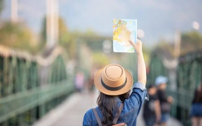 Diversas pesquisas apontam que viajar é um dos maiores desejos imediatos