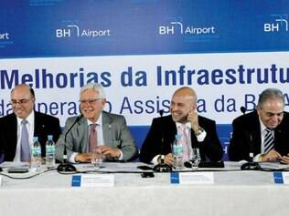 BH Airport, SAC, Anac e Infraero anunciam nova gestão de Confins