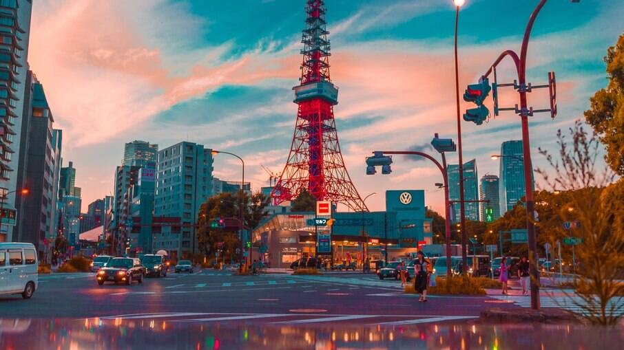 Com Olimpíadas, Tóquio registra recorde de novos casos de Covid-19