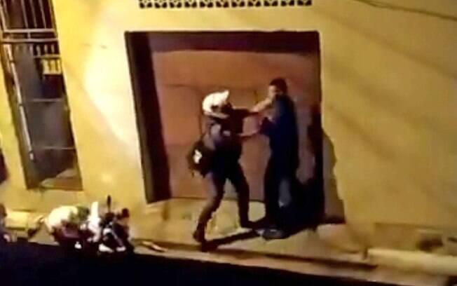 violência policial pm
