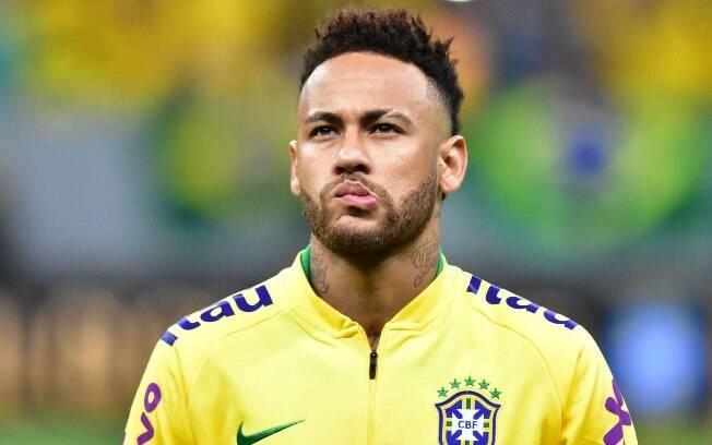Neymar disse estar aliviado com o fim do caso