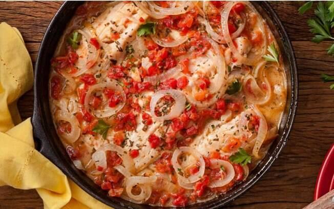 O peixe é um clássico da ceia de ano novo, mas ele pode ficar ainda mais saboroso