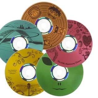 Lightscribe permite personalizar CDs e DVDs