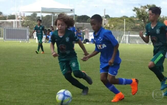 Estevão Willian, o 'Messinho'