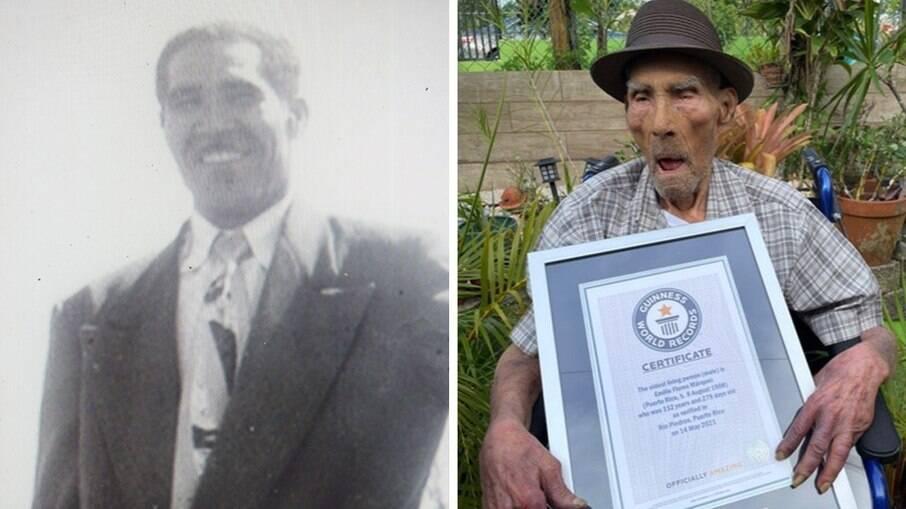 Homem mais velho do mundo é anunciado pelo  Guinness World Records