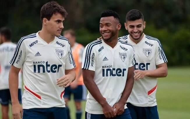 Igor Gomes, Luan e Liziero são alguns dos nomes do São Paulo formados em Cotia