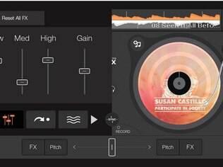 Edjing é app de mixagem de música grátis para Android e iOS. Alguns recursos são pagos