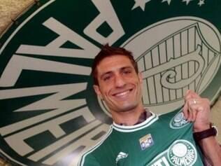 Eguren gostou da permanência de Gilson Kleina no comando do Palmeiras
