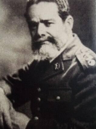 O atirador Guilherme Paraense