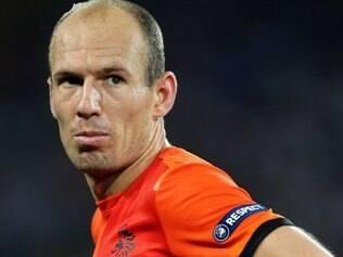 Vice-campeão com a Holanda em 2010, Robben prega cautelo neste Mundial