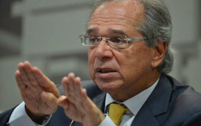 Paulo Guedes confirmou que o governo deve apresentar um projeto de reforma tributária nos próximos quatro meses
