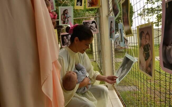 Número de mulheres no sistema prisional do Brasil passou de 5.601 para 44.721 em 16 anos, segundo o Depen