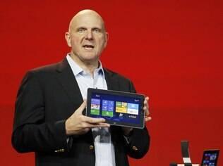 Surface, tablet da Microsoft, tem pouco impacto no quarto trimestre de 2012