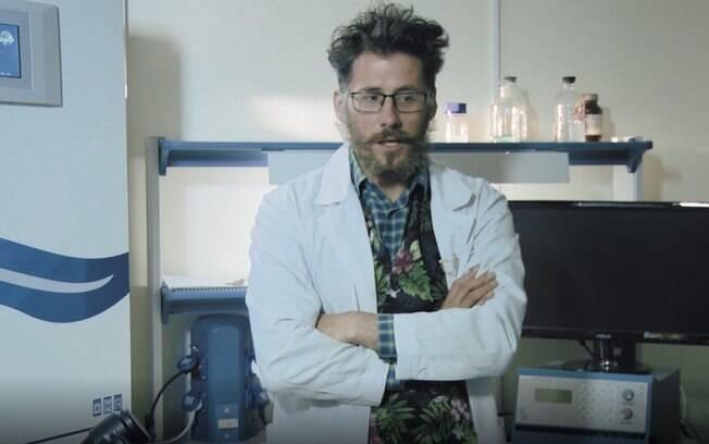 O geneticista e biólogo molecular e celular Alexander Kagansky