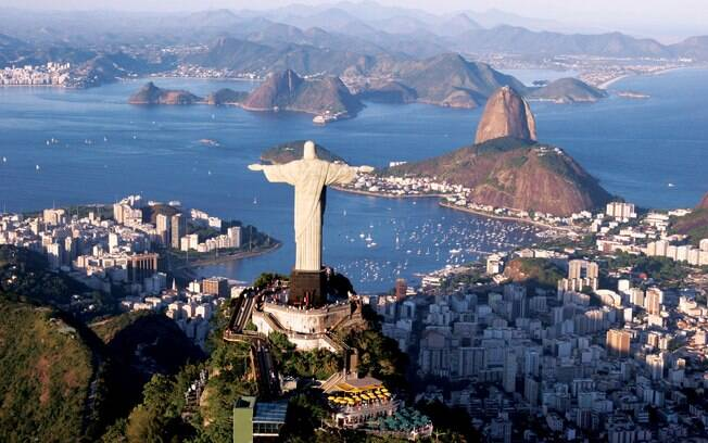 Cristo Redentor no Rio