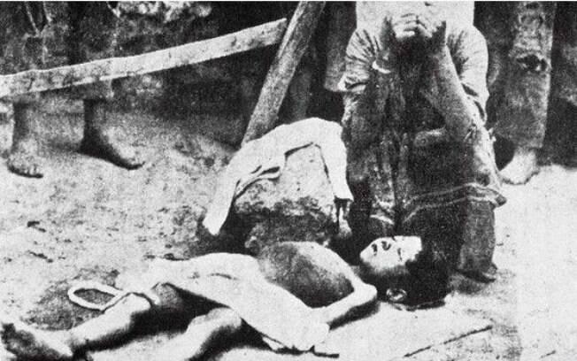 Polêmica sobre se ocorreu de fato um genocídio se centra na questão da premeditação