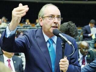 Polêmica. Eduardo Cunha (PMDB-RJ) disse que inclusão do artigo na MP 627 foi pedida pelo governo