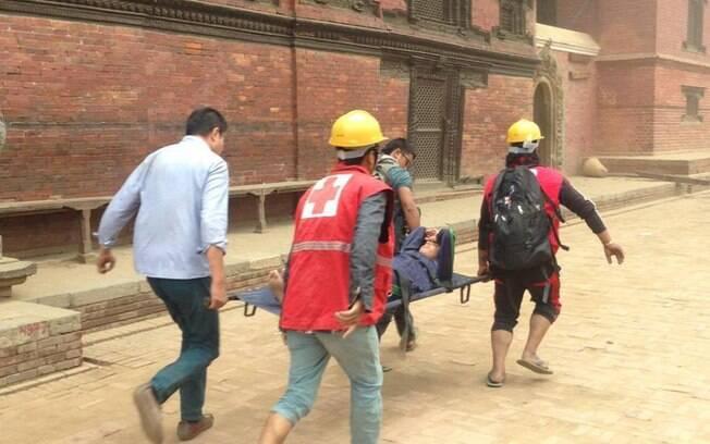 Dilma presta solidariedade �s v�timas de terremoto na �sia