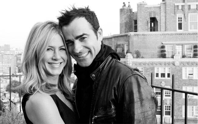 Jennifer Aniston e Justin Theroux: assumidos!