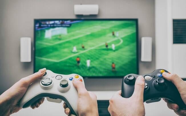 Jogos de videogame podem fazer bem à saúde