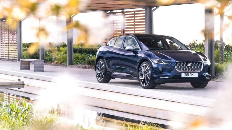 Jaguar I-Pace: o primeiro SUV elétrico da fabricante britânica é um grande sucesso na Europa