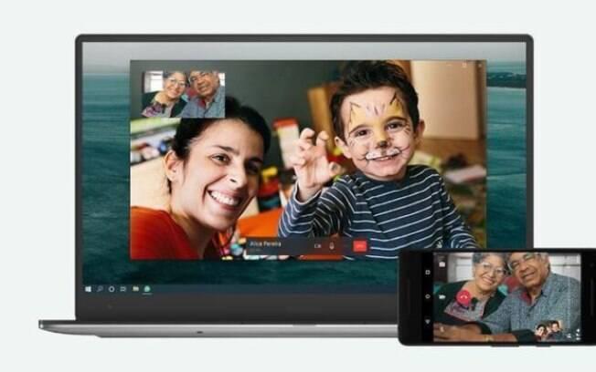 WhatsApp Desktop ganha chamadas de voz e vídeo oficialmente no PC