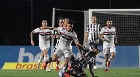 Volpi vai bem, e São Paulo segura o empate contra o Galo