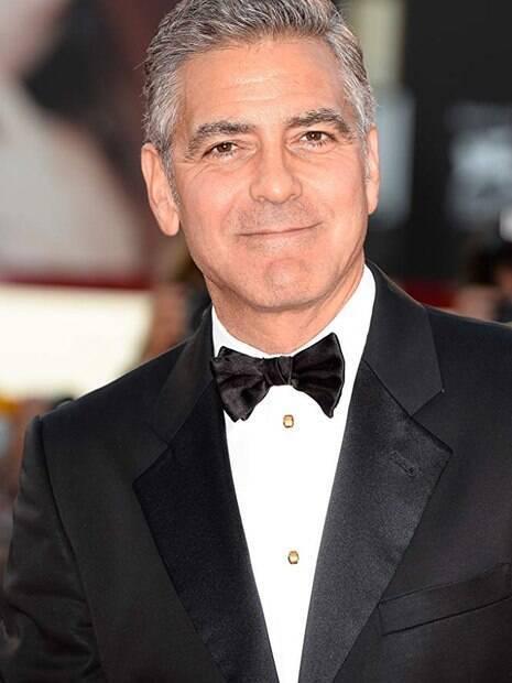 George Clooney defende Meghan Markle e diz que ela está sendo perseguida como Diana