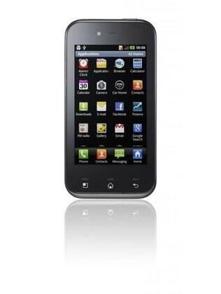 Smartphone LG Optimus Sol