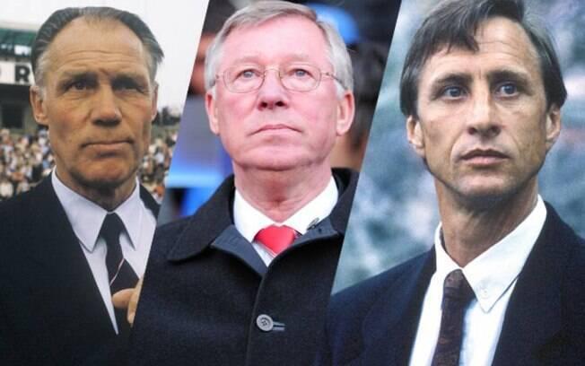 Lista da France Football tem 50 nomes dos melhores treinadores de futebol do história