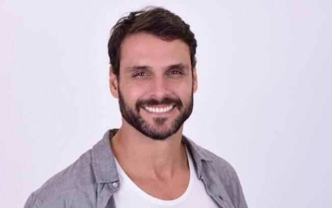 Antonio será vivido por Felipe Cunha