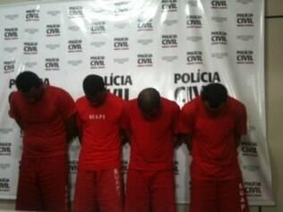 Grupo aterrorizava população do Industrial e Cidade Industrial em Contagem