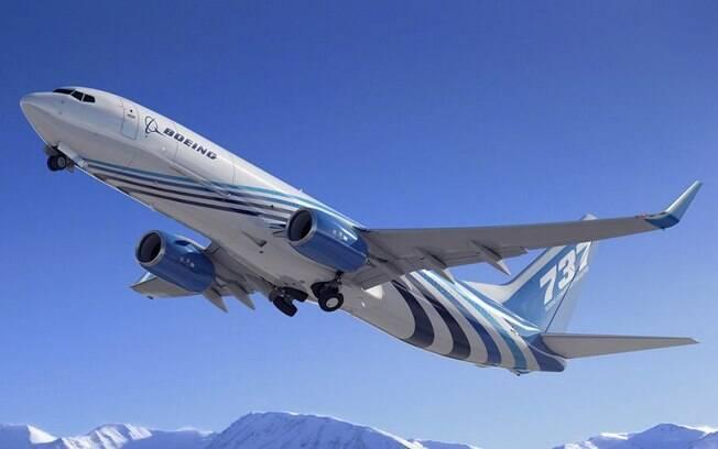 Empresa de leasing BBAM encomenda unidades do Boeing 737-800 cargueiro
