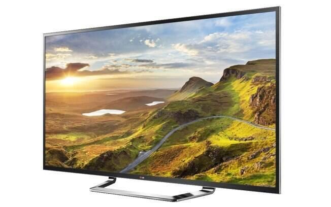 Nova TV da LG com tela de 84 polegadas tem resolução Ultra HD