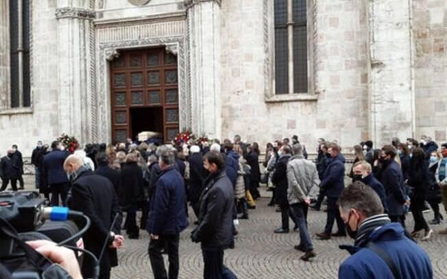 Casa de Paolo Rossi  roubada durante funeral do ex-jogador