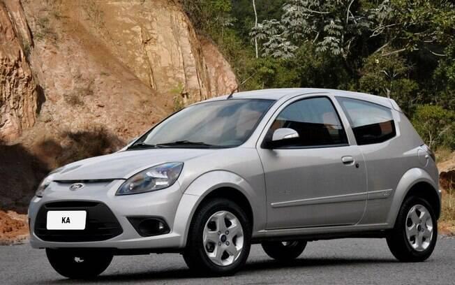 Ford Ka: derradeira versão antes da chegada da nova geração do modelo tem fácil manutenção e pesa pouco no bolso