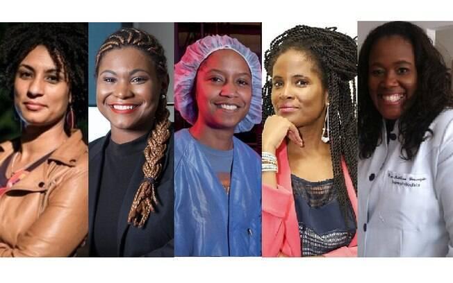 Neste Dia Internacional da Mulher, conheça cinco mulheres negras que estão fazendo a diferença em diversas áreas