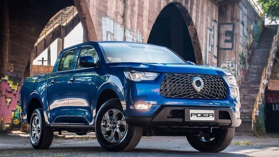 Great Wall Motors Poer está confirmada no Brasil; deve chegar em 2022