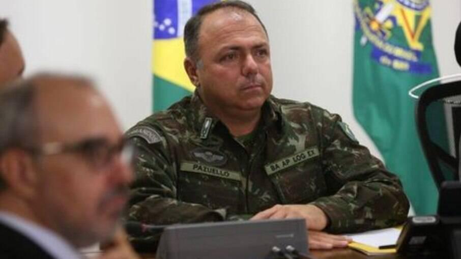 General Eduardo Pazuello recebe orientação de não ir a CPI da Covid de farda