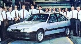 Conheça a história do sedã Chevrolet Omega