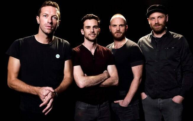 Artistas que não lançam álbuns há tempos e dão saudades! Coldplay está sem lançar álbum desde 2015