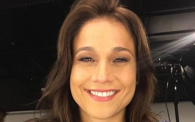Fernanda Gentil fala sobre carreira e maternidade