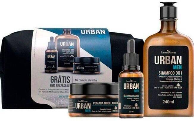 Kit de banho Urban