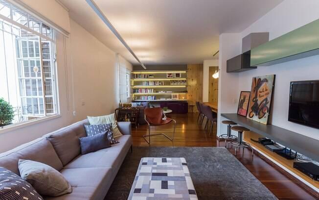 Os tapetes na decoração de casa dão aquele charme e aconchego aos ambientes