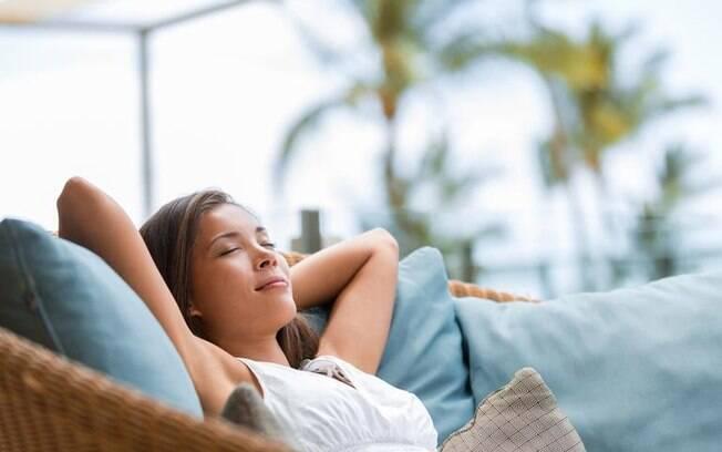 10 dicas para relaxar e aliviar o estresse do dia a dia