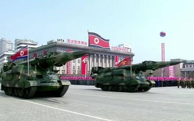 Apesar da exibição da Coreia do Norte, analistas advertiram contra a reação exagerada