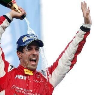 Lucas Di Grassi, piloto de Fórmula E