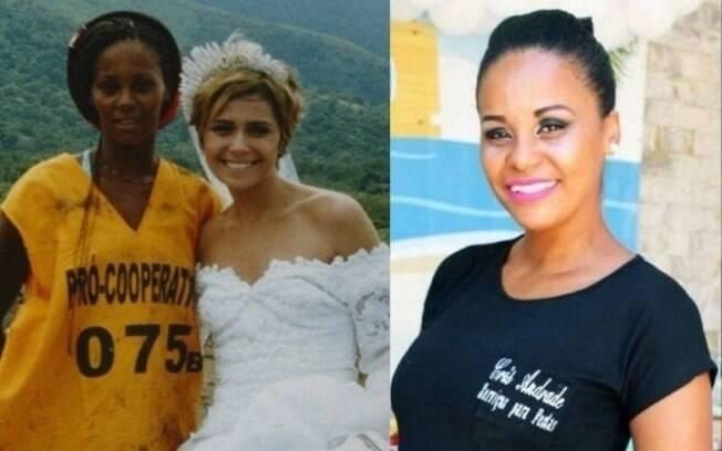 Cris Andrade foi descoberta por Giovanna Antonelli no lixão
