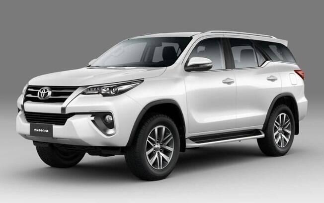"""SW4: com apenas 13 mil vendas/ano, o """"SUV-raiz"""" dá um lucro de R$ 333,7 milhões para a montadora, o dobro do Kwid."""